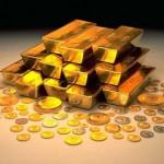 Guldtackor & guldmynt